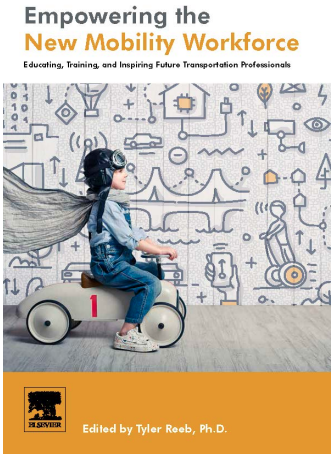 Book cover - Empowering the New Mobility Workforce
