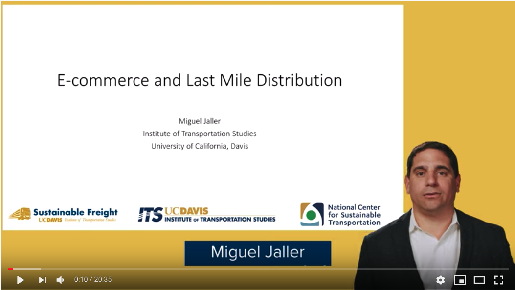 """Miguel Jaller mini-lecture photo"""
